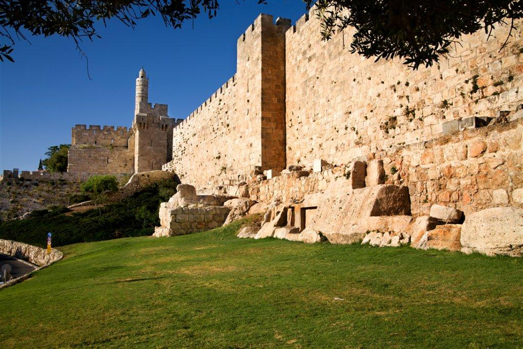 Tower of David, External View​